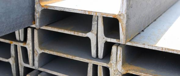 CARBON STEEL STRUCTURAL BEAMS
