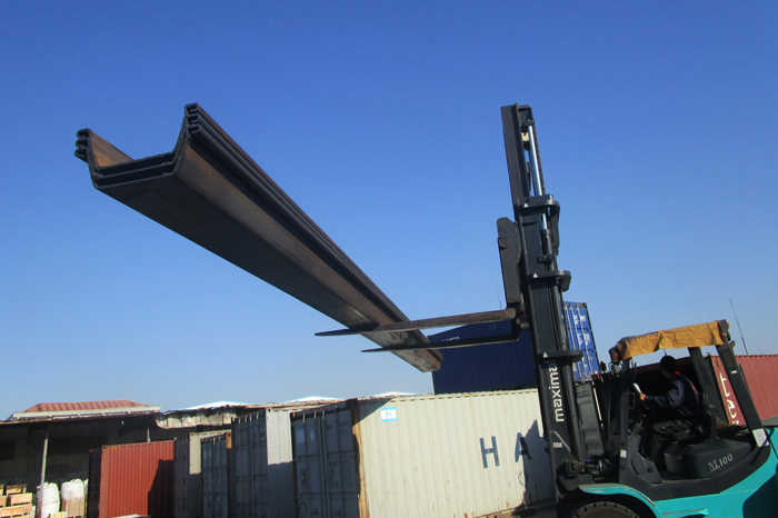 Hot Rolled Sheet Pile and Its Advantages