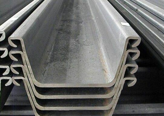 Steel Sheet Pile Steel Sheet Piles Steel Sheet Piling