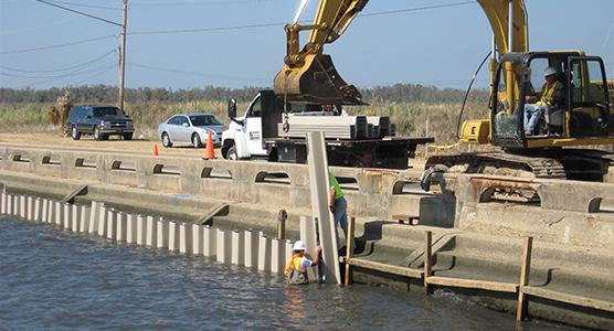Foundation construction techniques
