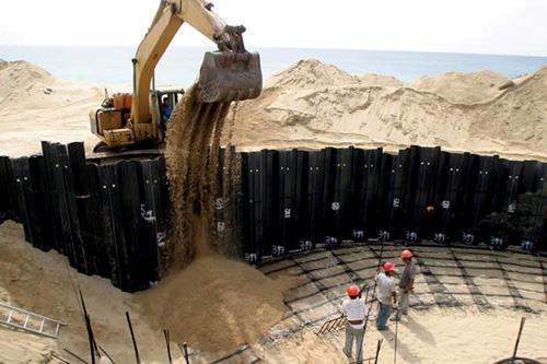 Strength And Quality Of Cold Formed Sheet Piling