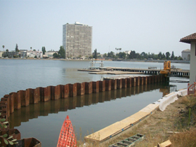 Sheet Piling and Cofferdams