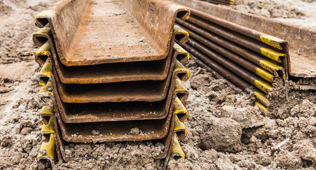 Sheet Pile For Sale