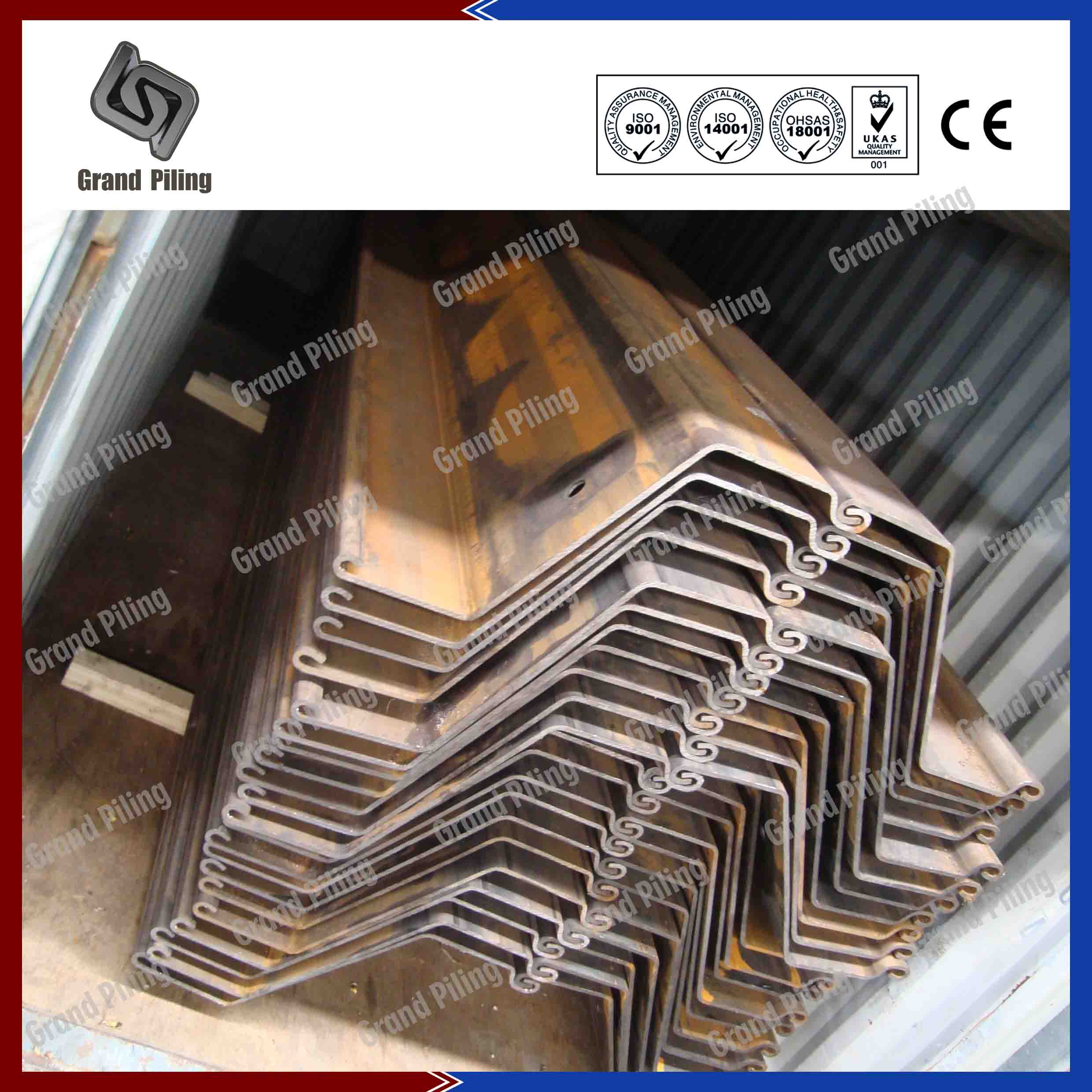 Delivery in welded pairs