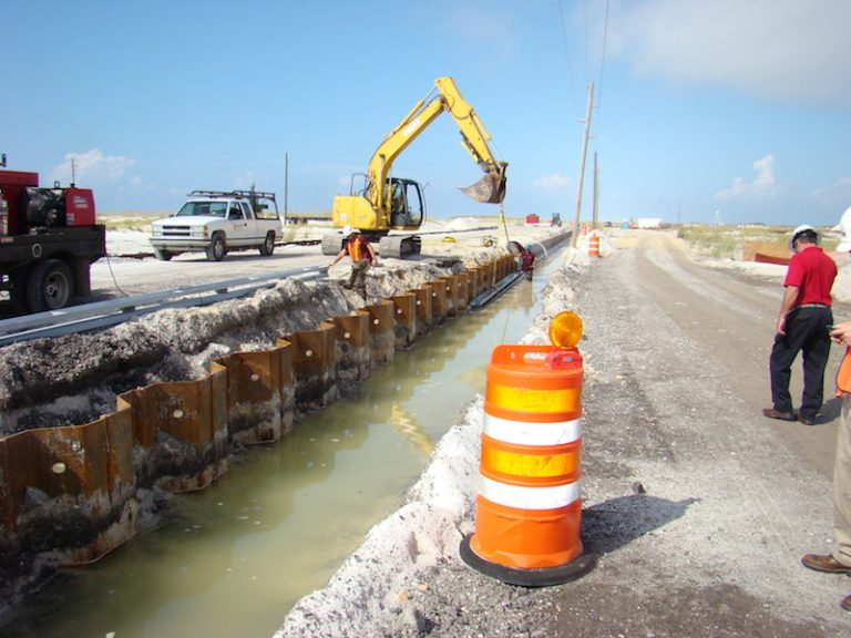 Hot Rolled Vs Cold Formed Sheet Piling
