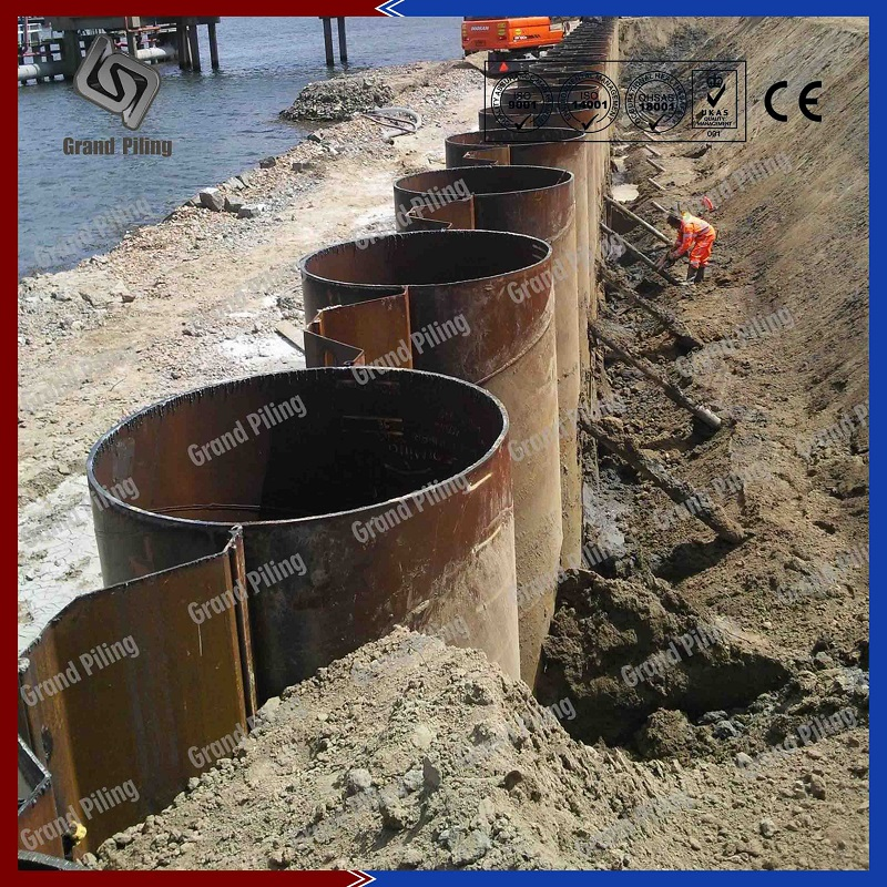 Pipe Pile Projects
