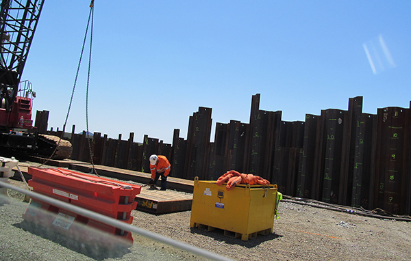 OZ Type Sheet Pile