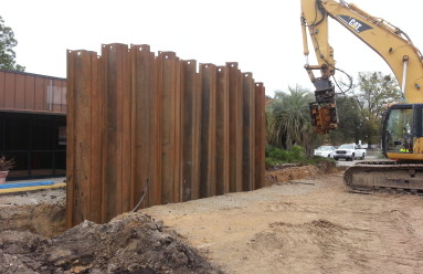 Steel sheet pile, steel sheet piles, steel sheet piling,News