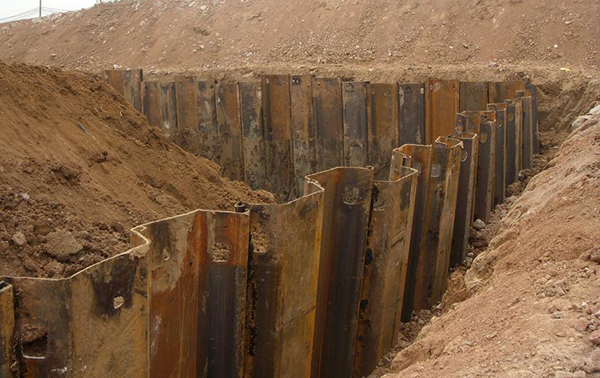 Sheet Pile Applications