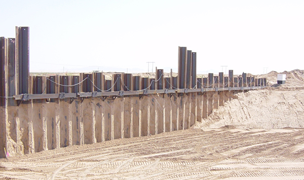 Sheet pile profiles