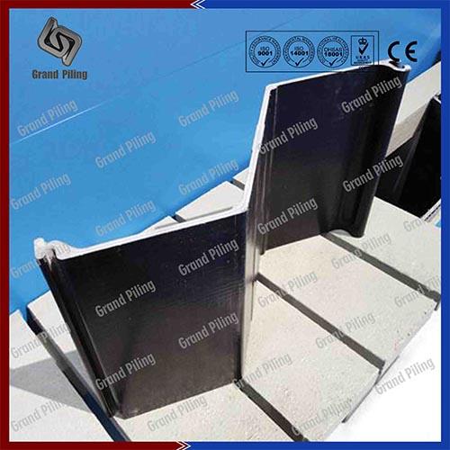 Aluminum Sheet Pile