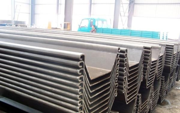 RTG Sheet Pile Press System