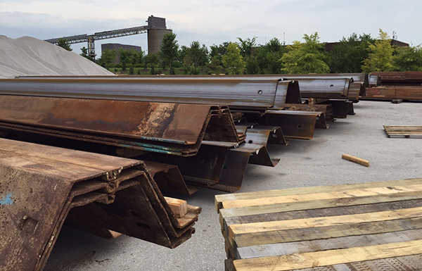 Steel Sheet Piling Corrosion and Protection