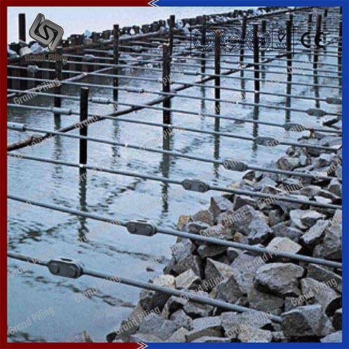 Dock construction Hedland port, Australia