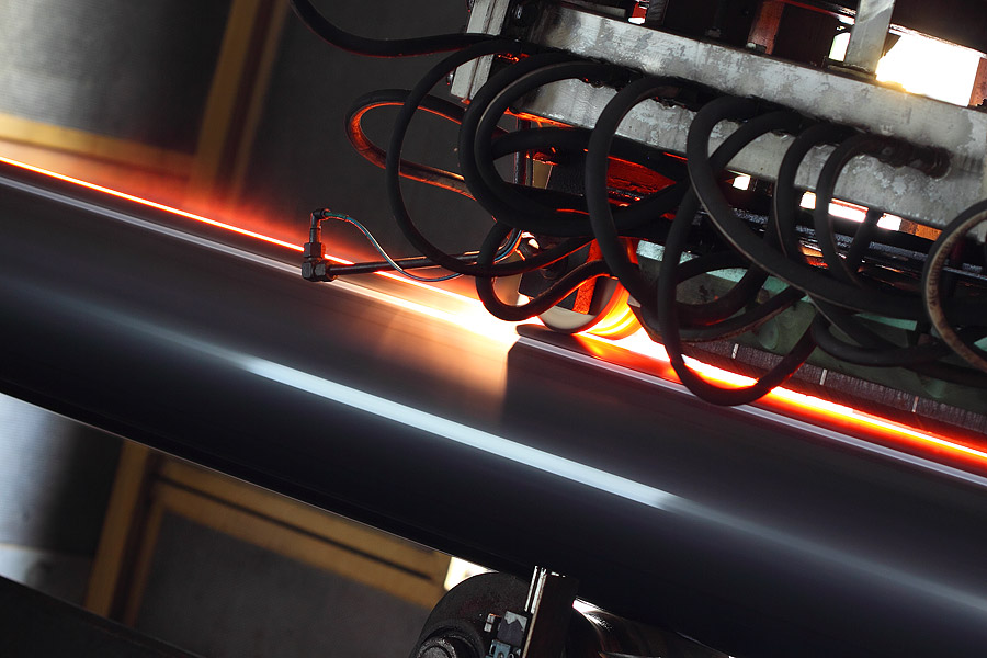 Welded Pipes Manufacturing Processe