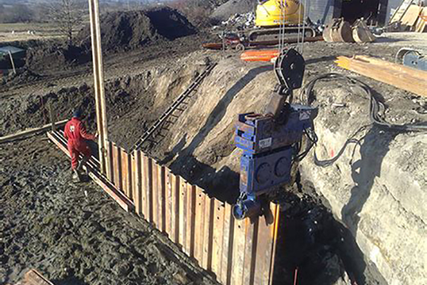 Advantages & Applications of sheet piles