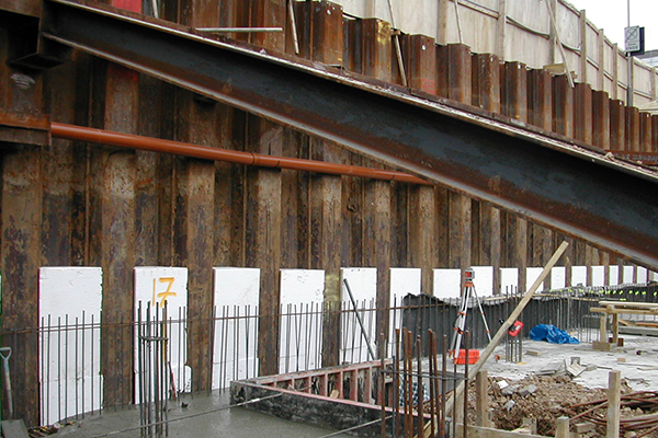 Strength of Pultruded Sheet Piling