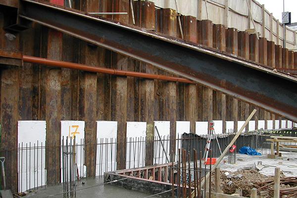 Application Of Steel Sheet Piles
