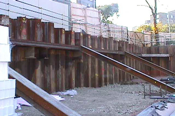 Vibratory Systems of Sheet Pile