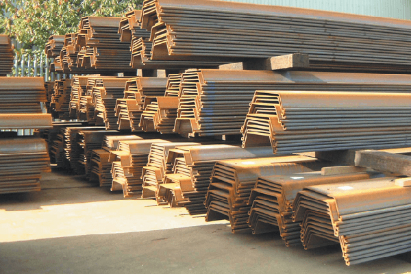 Why sheet piles