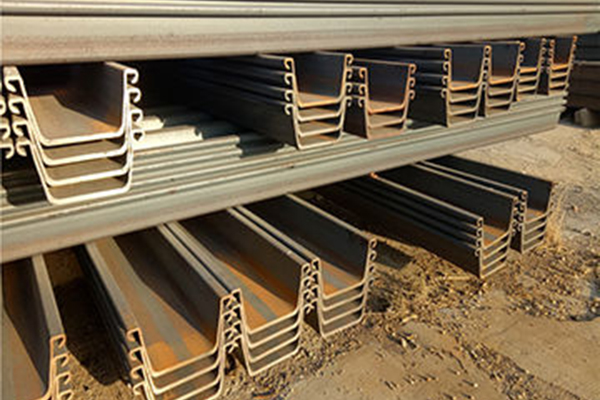 U Type Steel Sheet Piling