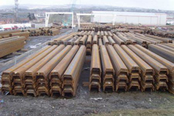 Benifits of steel sheet pile