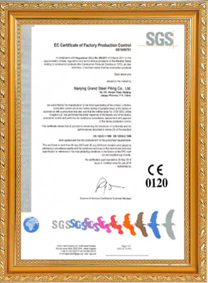certificate certificates fpc